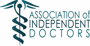 Logo for Association of Independent Doctors