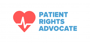 Logo for Patient Rights Advocate