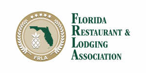 Logo for Florida Restaurant and Lodging Association