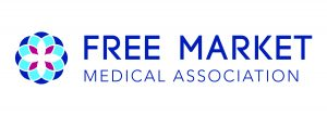 Logo for Free Market Medical Association