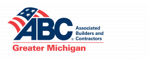 Logo for Associated Builders and Contractors Greater Michigan Chapter