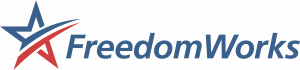 Logo for FreedomWorks