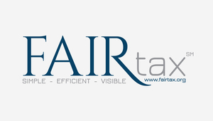 Logo for Americans for Fair Taxation